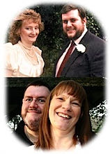 Two failed marriages