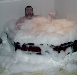 Big Man Big Bath